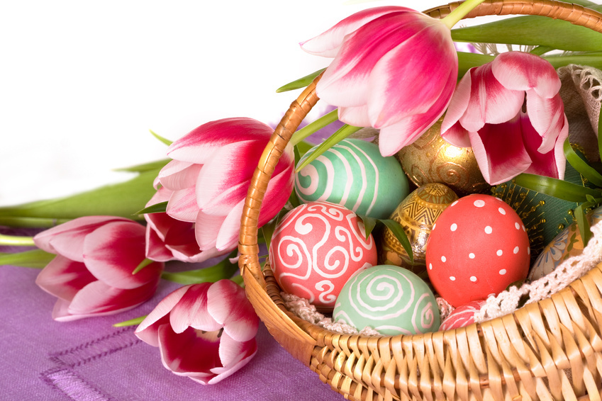 Easter negle Images