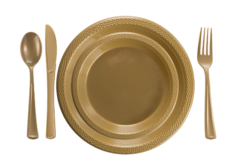 Gold Tableware  sc 1 st  Factory Direct Party & Factory Direct Party
