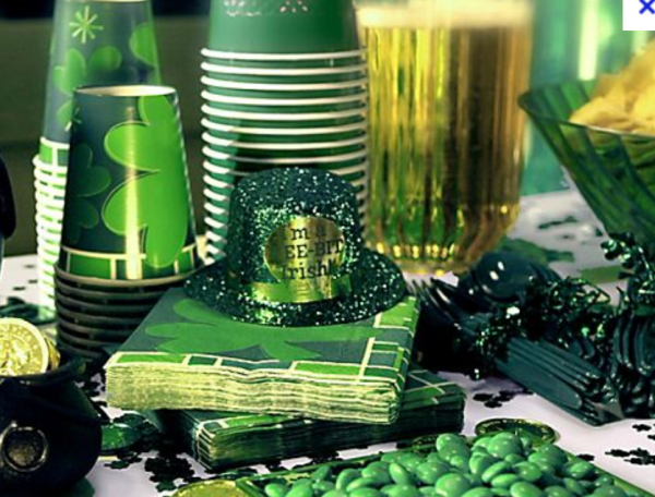 Discount st patrick s day party supplies factory direct