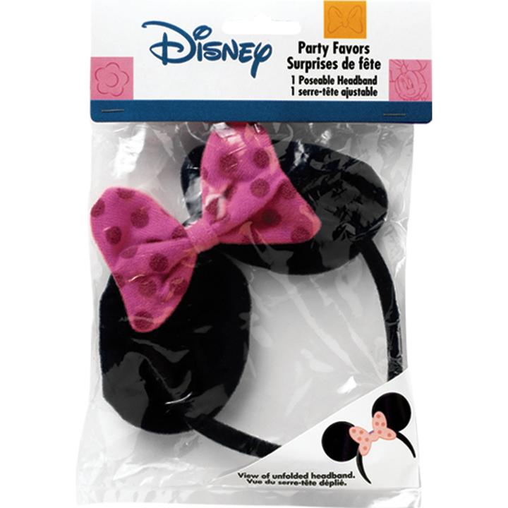 Minnie Mouse Dream Party Guest of Honor Headband