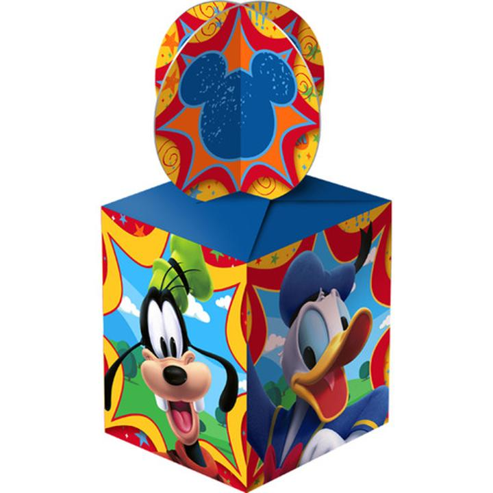 Mickey Mouse Favor Boxes 4