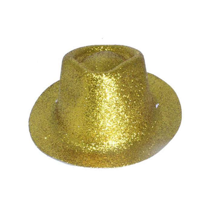 Excellent for parties  Mini Glitter Kid Size Fedora Hats 64dd1db72a2