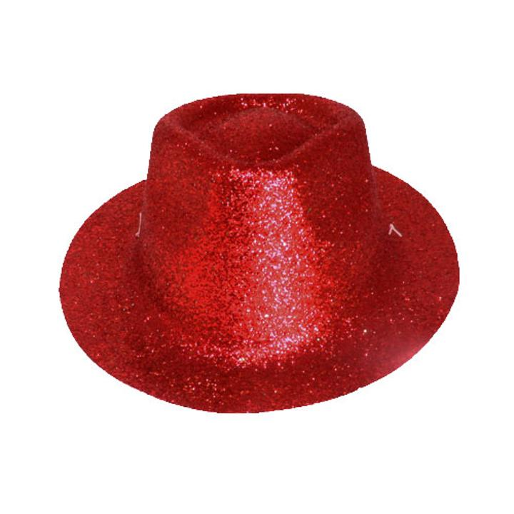 Excellent for parties  Mini Glitter Kid Size Fedora Hats 7fdb17fdc34