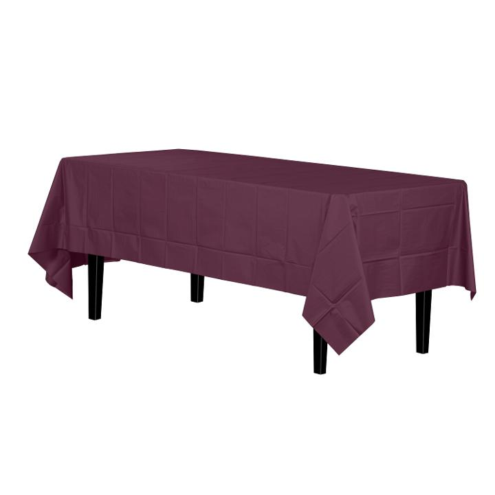 Plum Table Cover