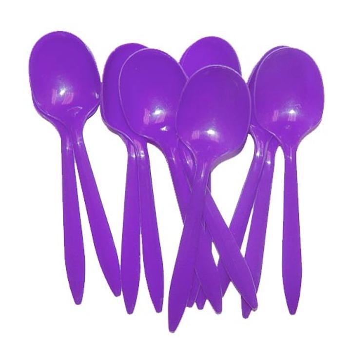 Nice Plastic Spoons Part - 12: Light Duty Plastic Spoons (48)