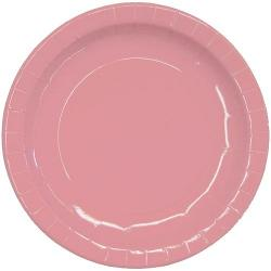 Pink paper plates (16)  sc 1 st  Factory Direct Party & Plastic Tableware Wholesale | Paper Tableware Cheap