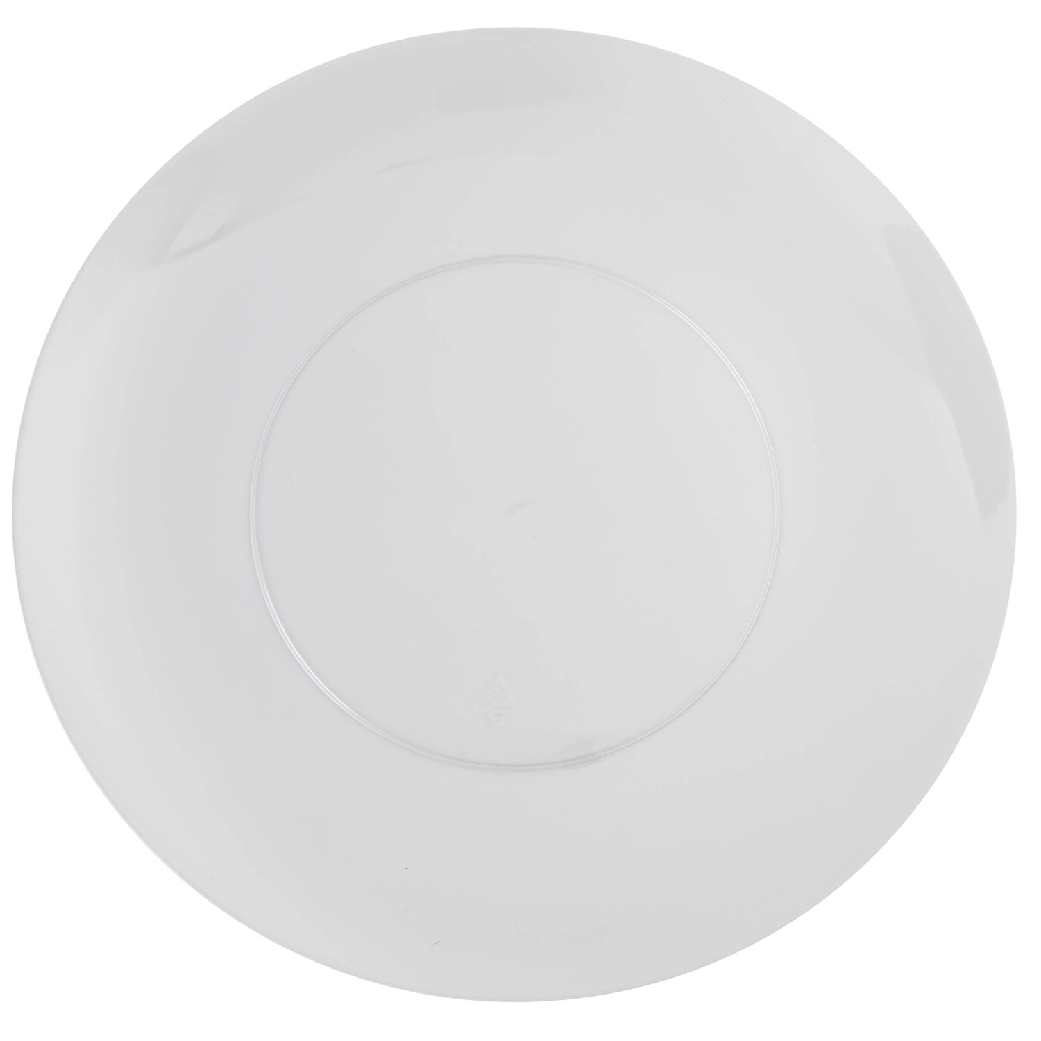 10 In. Trend Glass Look Plastic Plates - 10 Ct.  sc 1 st  Factory Direct Party & Elegant Disposable Dinnerware - Fancy Disposable Plates u0026 Bowls
