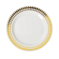 Brilliance Design Plates - 10 Ct.  sc 1 st  Factory Direct Party & Holiday Dinnerware Sets | Holiday Tableware