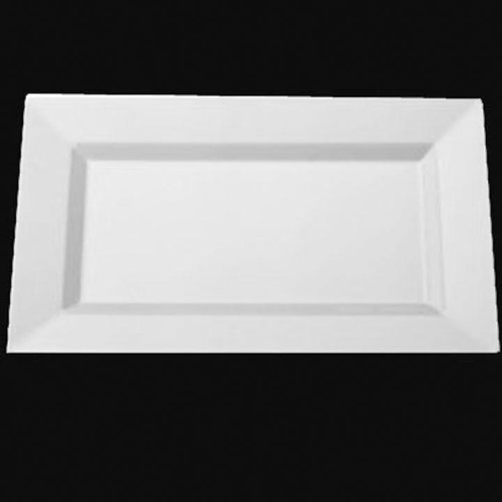Rectangle Plastic Plates - Case · Click image to enlarge & Rectangle Plastic Plates - Case