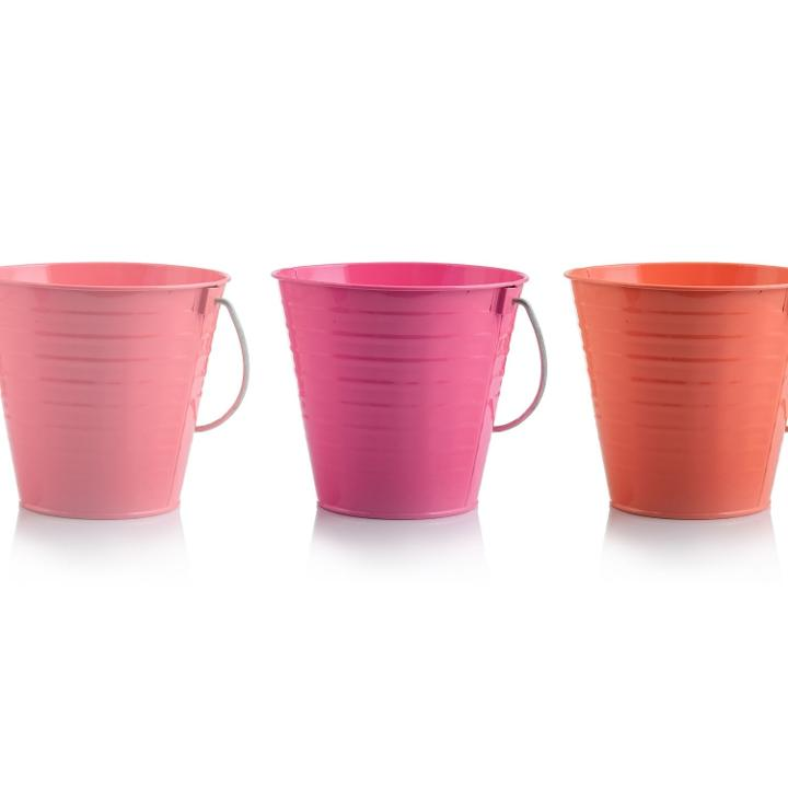 Plastic Party Tubs & Plastic Party Buckets At Wholesale Prices