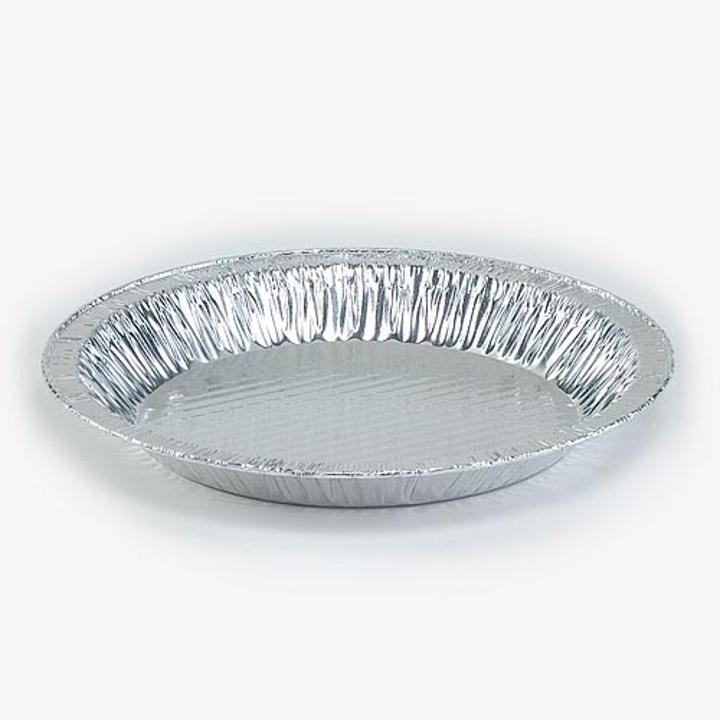 Aluminum Pie Pan & 9