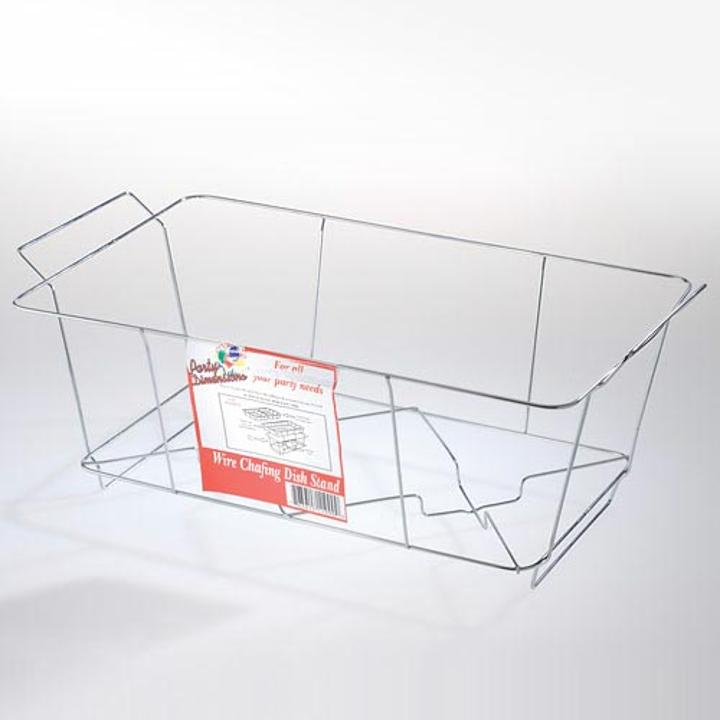 Chafing Dish Rack Classy Wire Chafing Rack