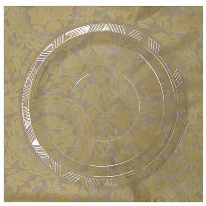 Cheap Clear Plastic Plates in Bulk 9 Clear Plastic Party Plates