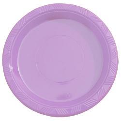 Lavender plastic plates (50)  sc 1 st  Factory Direct Party & Plastic Tableware Wholesale | Paper Tableware Cheap