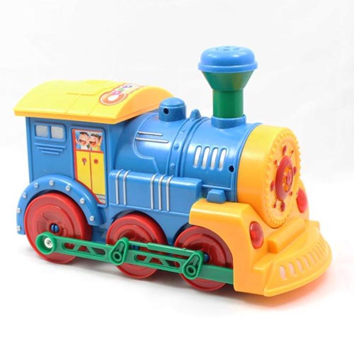 Bump And Go Cartoon Train