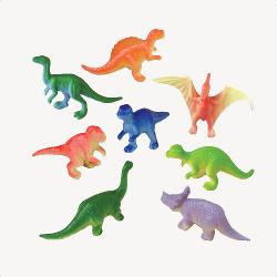 Mini Dino Animals - 12 Ct.