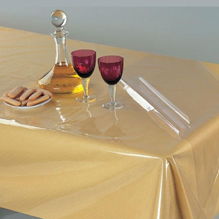 Clear Plastic Tablecloth Clear Plastic Table Cover